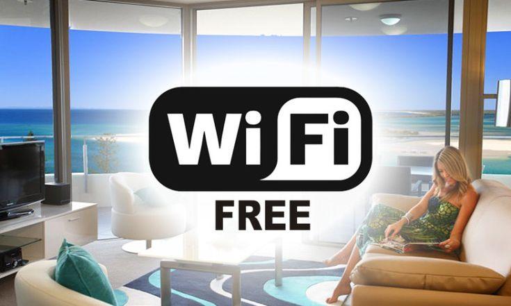 free-wi-fi Monaco Resort Caloundra Sunshine Coast QLD
