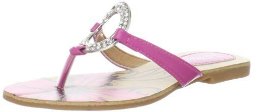 Josmo 1977 Thong Sandal (Little Kid/Big Kid) Josmo. $14.28. Manmade sole. synthetic. Made in China