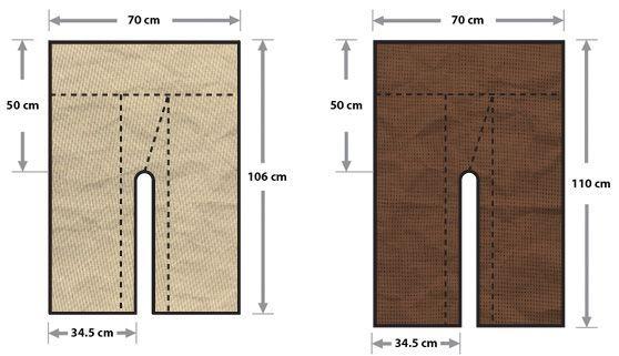 Resultado de imagen para thai fisherman pants pattern free