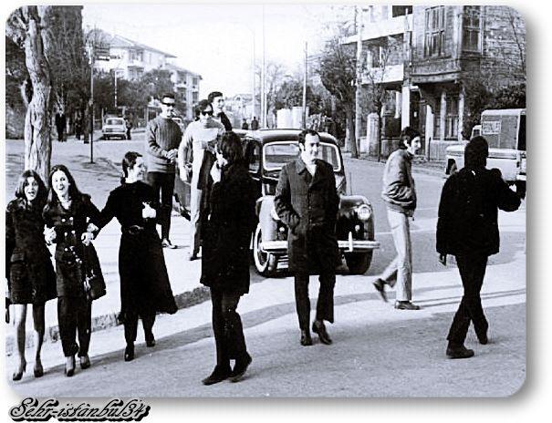 Kadıköy - Kalamış - 1970 ler