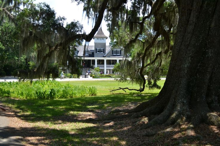 Magnolia Plantation and Gardens, Charleston, SC (Плантация Магнолия, Чарльстон, Южная Каролина)