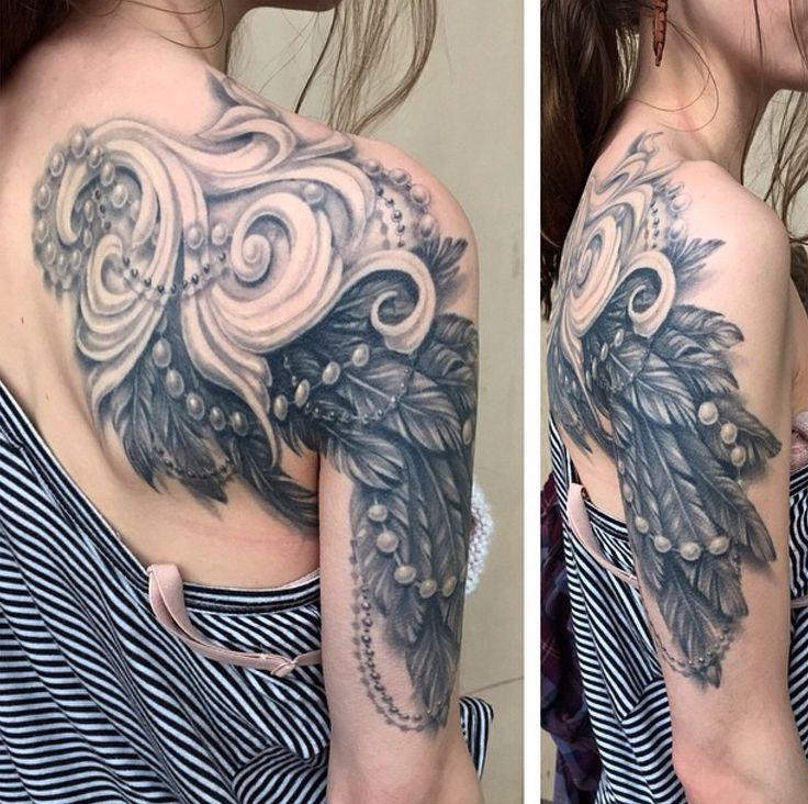 Ryan Ashley Malarkey tattoo via Instagram