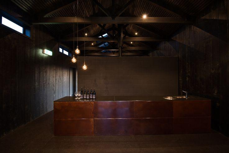 Image result for black estate nz tasting room