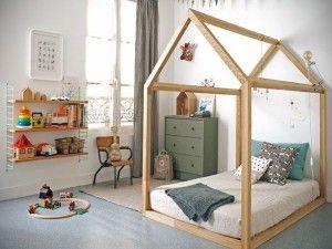 1000 ideas about toddler floor bed on pinterest floor beds black house and montessori bedroom. Black Bedroom Furniture Sets. Home Design Ideas