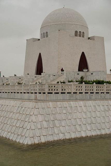 Quaid-e-Azam's tomb, Karachi, Pakistan