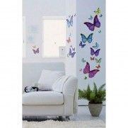 #Decorate your walls and create a soothing atmosphere ? Buy Pladge Designer Collection Butterflies from #falcon18.