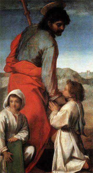 San Jacopo (1529 circa; Firenze, Uffizi)