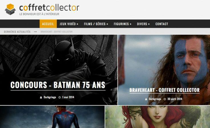 CoffretCollector.fr, le site de référence - Les Blogueuses Du Web - #lbdw