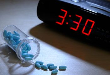Sleeping Pills & Natural Sleep Aids