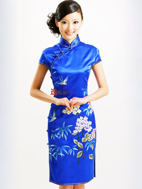 17 Best ideas about Chinese Dresses on Pinterest ...