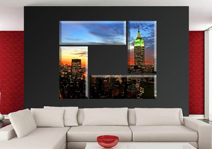 Tablou Manhattan 3843 Dimensiuni: 2x 30x55 cm - 2x 25x70 cm Total: 100x80 cm  http://etablou.ro/osc/product_info.php/cPath/53/products_id/627 Telefon : 0755-62.92.3