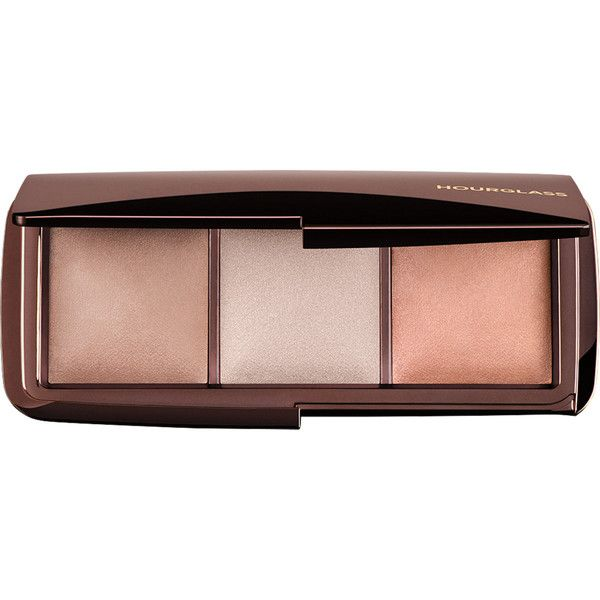 Hourglass Women's Ambient® Lighting Palette (€55) ❤ liked on Polyvore featuring beauty products, makeup, face makeup, face powder, beauty, cosmetics, faces, fillers, colorless and hourglass cosmetics