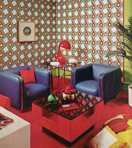 1970 home interior design ideas.