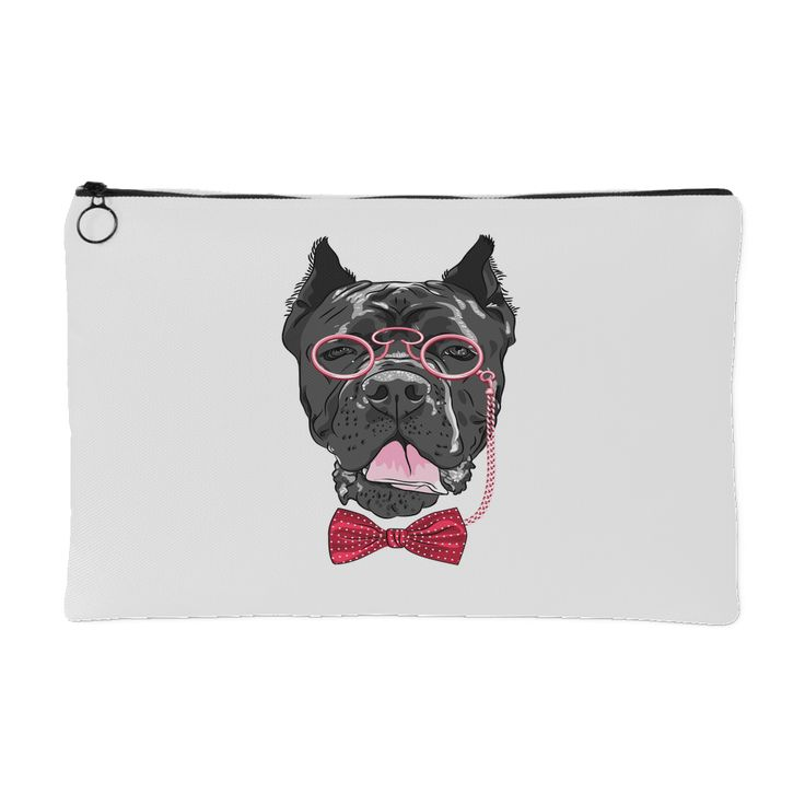 Cane Corso Hipster Accessory Pouch