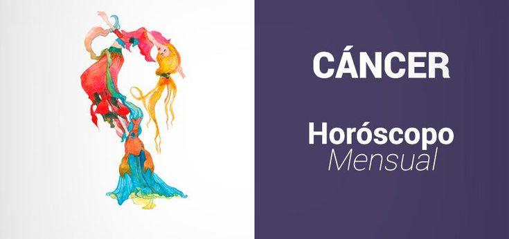 Horóscopo Mensual de Cáncer para el mes de octubre