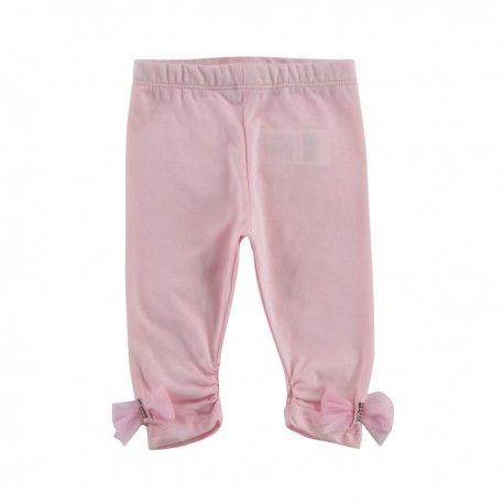 CEREMONY - Legginsy dziewczęce różowe