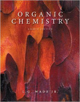Free Download Organic Chemistry (8th edition) written by L. G. Wade Jr. (Whitman College) in pdf. published by Pearson Education, Inc. in 2013.