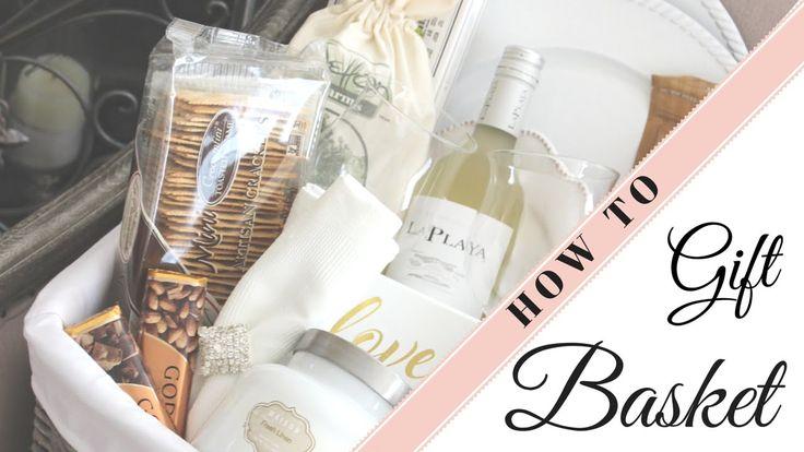How To Create a Honeymoon Basket | Easter & Gift Basket Tips | PLUS Wedd...