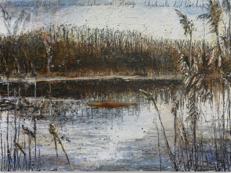 Эрмитаж представит первую персональную выставку Ансельма Кифера в России