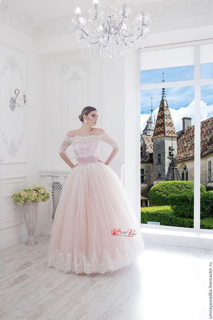 """Купить Свадебное платье """"Алсу-Бэлла"""" - свадебное платье, свадебные аксессуары, бальное платье, невеста"""