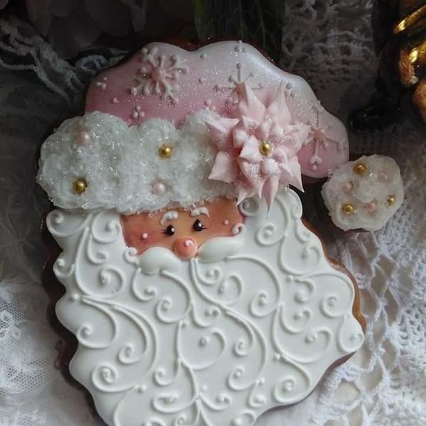 Fantasy Pink by Teri Pringle Wood