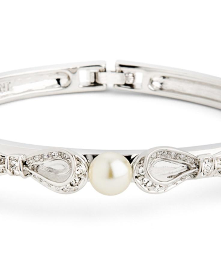 Precious Pearl Bracelet - JewelMint
