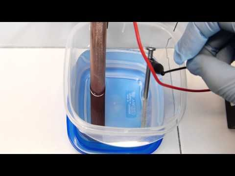 Easiest Copper Plating Method Revealed - YouTube