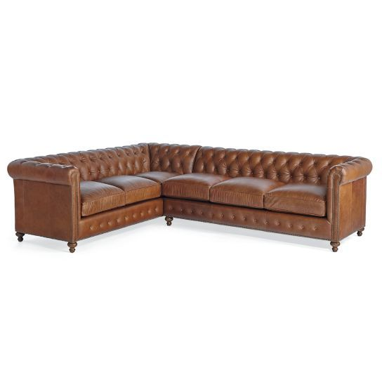 Leather Sofa  best Chesterfield Sofa images on Pinterest Chesterfield sofa Living room ideas and Tufted sofa