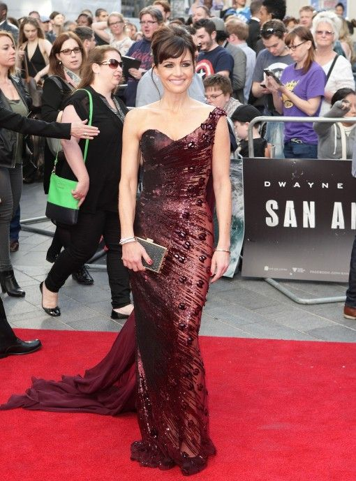 One of those moments when it all really comes together. (Carla Gugino in Georges Chakra)