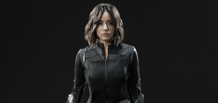 Marvel Agents of Shield Concept Art daisy | Marvel : [AoS] Un concept art de Chloe Bennet en Quake | ACTUALITÉ ...