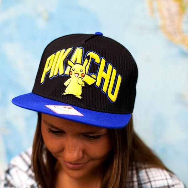 New 2016 Fashion Anime Pokémon Pikachu Hat for Women - PokemonsGoo