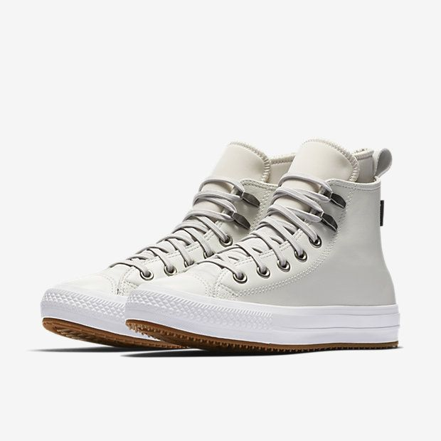 2b237e021544 Converse Chuck Taylor All Star Waterproof Boot Leather High Top Women s Boot