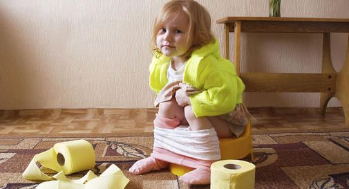 Potty training in three days or less   BabyCenter