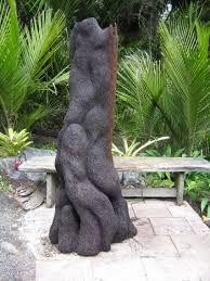 Image result for carved ponga