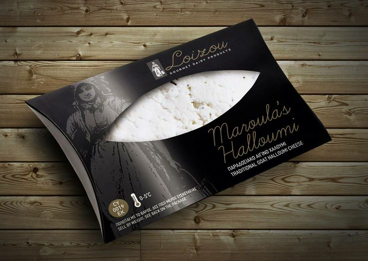 LOIZOU HALLOUMI PACKAGING