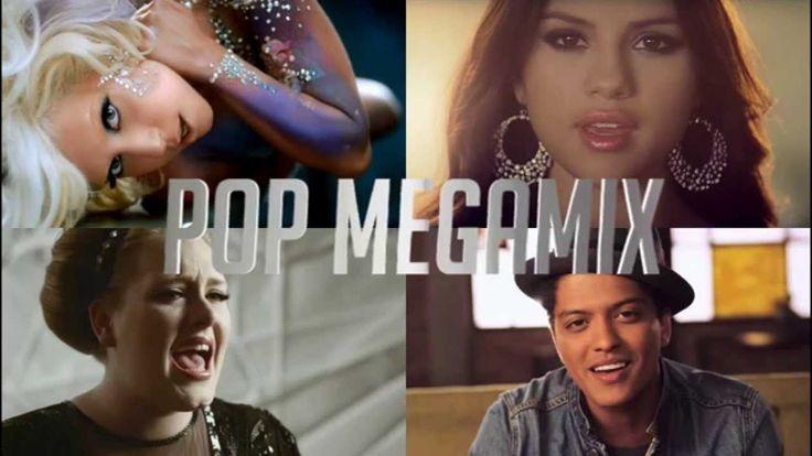 #SUMMER - Adele, Bruno Mars, Gaga, Selena Gomez, Lana Del Rey, Little Mi...
