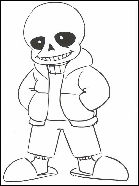 Undertale Printable Coloring Book 12 In 2021 Printable Coloring Book Printable Coloring Pages Coloring Pages
