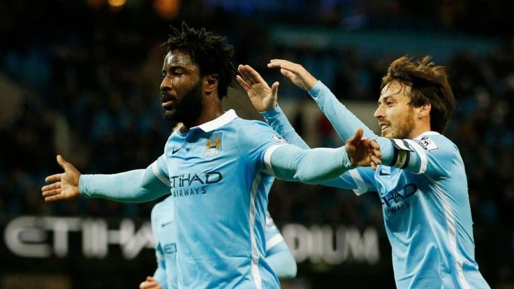 Wilfried Bony closing in on return to Swansea on two-year deal after Manchester City agree 12m fee