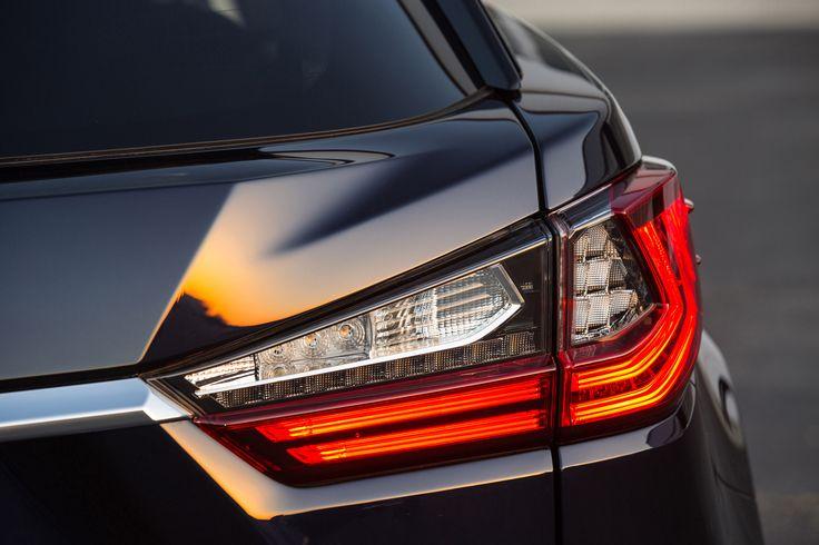2016 Lexus RX 450h Picture #13
