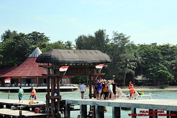 Pulau Pantara Resort Island Kepulauan Seribu