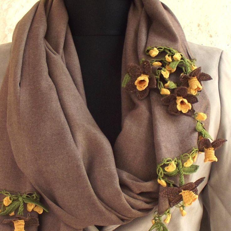 私の Etsy ショップからのお気に入り https://www.etsy.com/jp/listing/472398039/turkish-oya-lace-pashmina-flower-stole