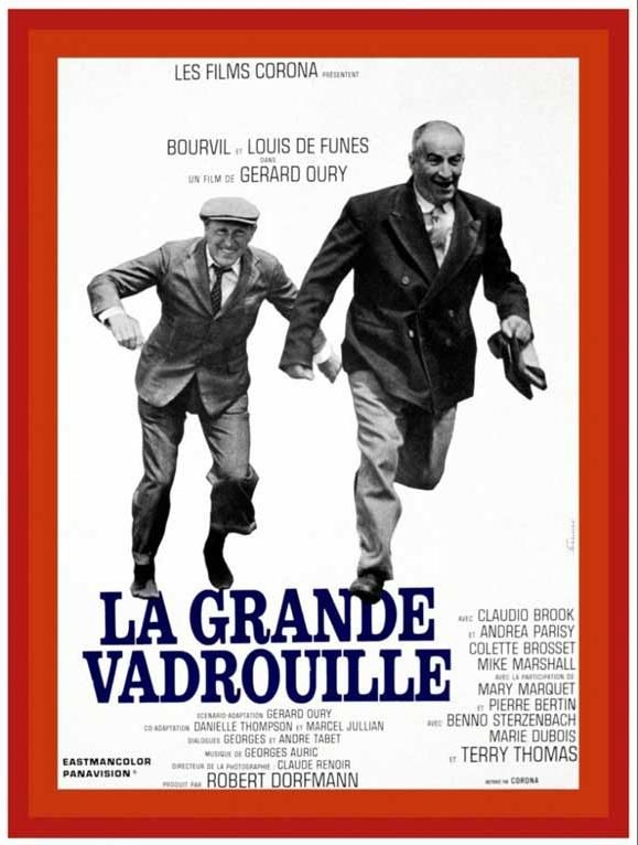 vente affiche film la grande vadrouille achetez le poster pas cher film la grande vadrouille. Black Bedroom Furniture Sets. Home Design Ideas
