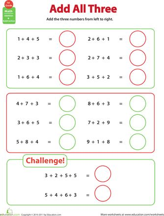 1000+ images about Math first grade on Pinterest | Subtraction ...
