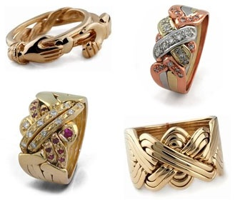 16 best Turkish Puzzle Rings images on Pinterest Puzzle ring