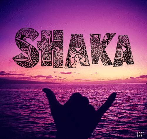 surfahboi:  The Origins of Shaka