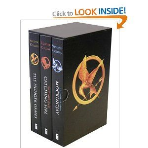 Books 4, 5 & 6: The Hunger Games Trilogy