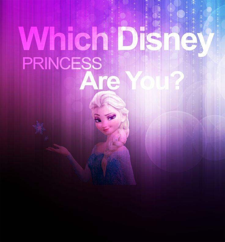 It's a quiz click the pic and then comment who u r below. I'm Elsa!!!