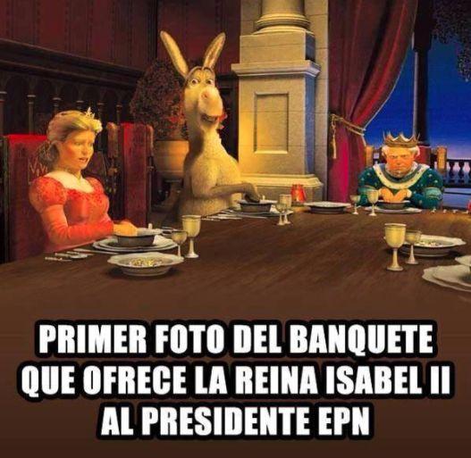 La colección de memes de Peña Nieto en su visita a Londres