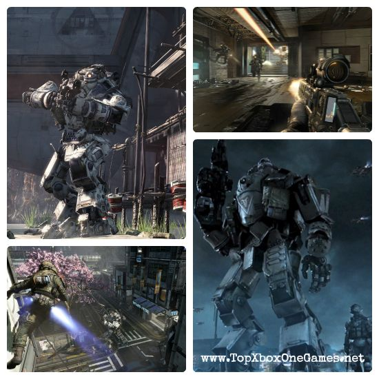Titanfall | TOP XBOX ONE GAMES