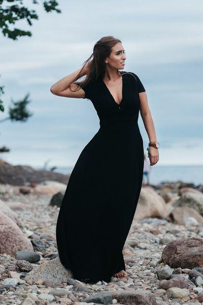 WONDER DRESS black